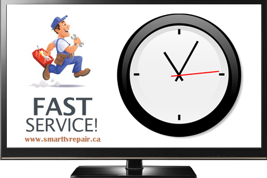 Same day tv repair at tv repair toronto